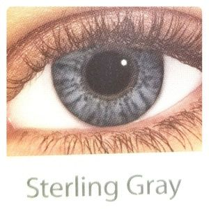 Colored cl sterling gray